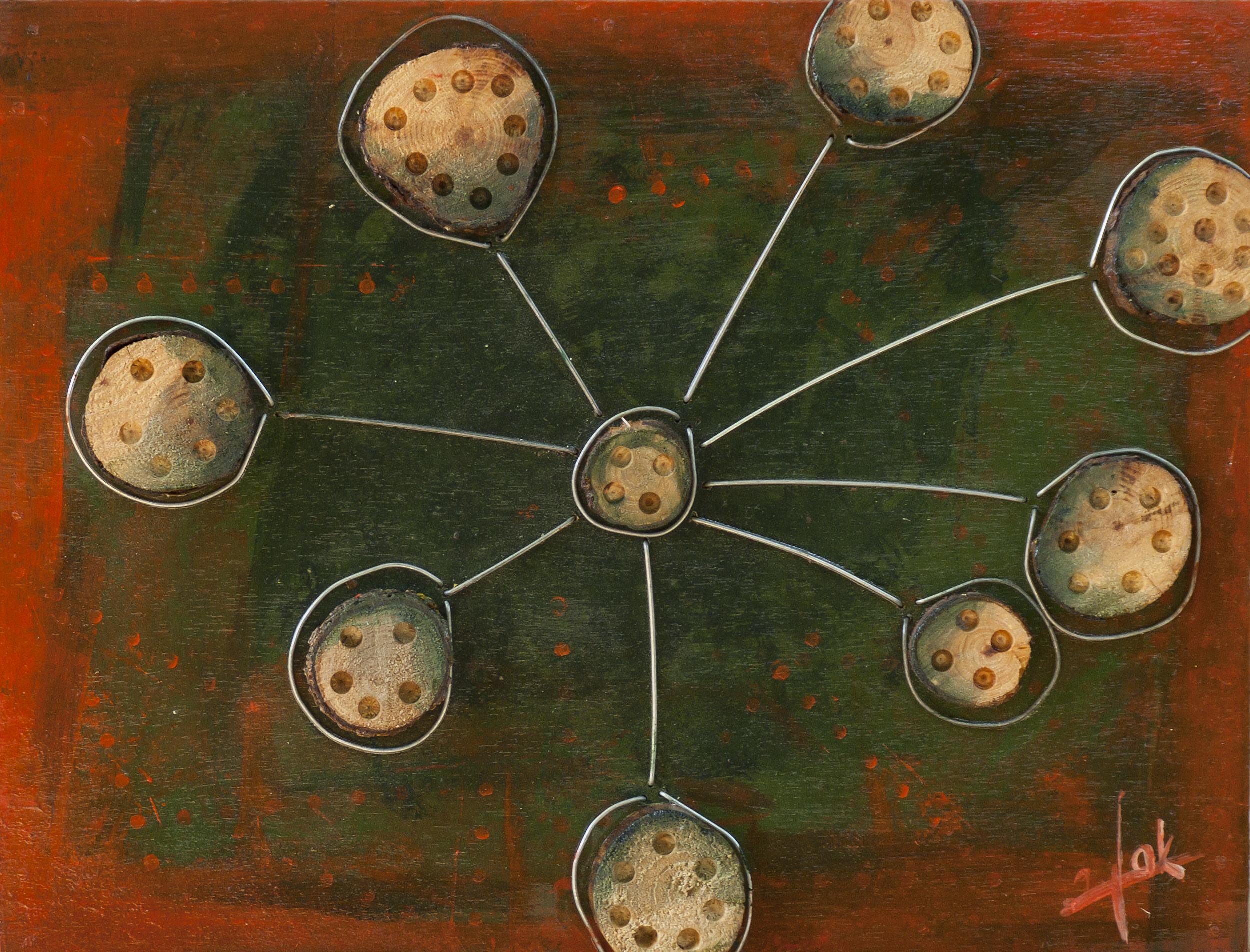 אומנות בעץ | קומפוזיציה-ג