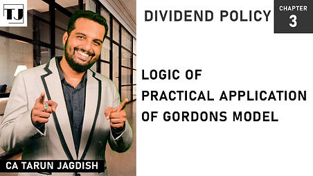 Practical Application of Gordan Model