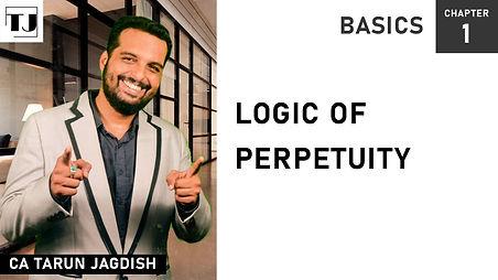 Logic of Perpetuity