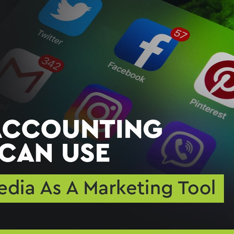 7 Ways a Chartered Accounting Firm could dominate Social Media