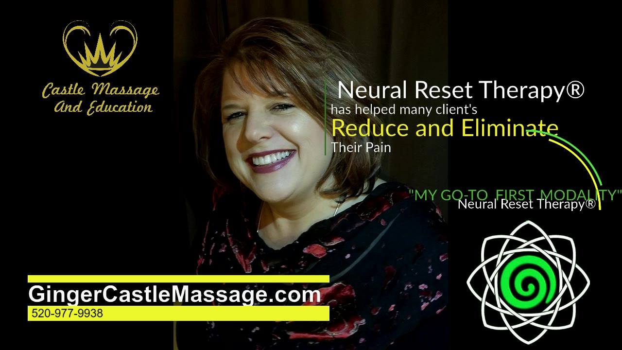 Tucson Arizona April 28th and 28th - The upper body  Neural Reset Therapy® .  Rapid results!  No pain!  Want a demo just PM me!  Can't make it to AZ? Let's bring the class to you! https://www.gingercastlemassage.com/gingercastlemassage