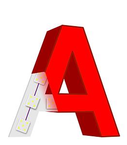 Изготовление букв по самым низким ценам