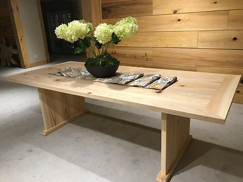 Cypress Rectangle Table