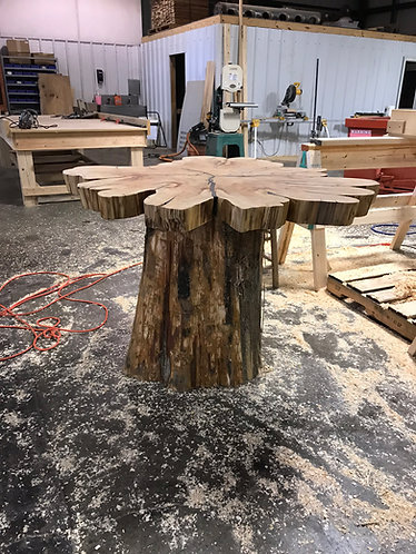 Cookie/Burl Slab Table