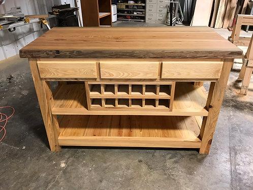 Wine Rack Bar