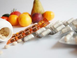 Oletko syönyt tänään vitamiinisi?