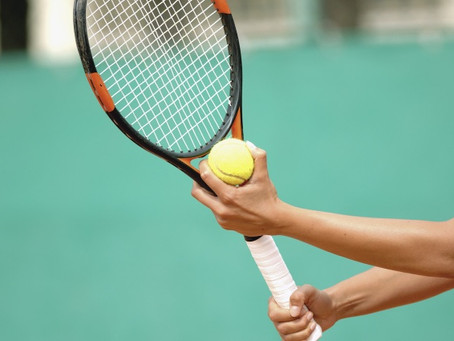 Struggling to get a grip on your tennis elbow?