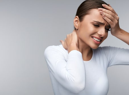 Cervicogenic headaches – what a pain in the neck!
