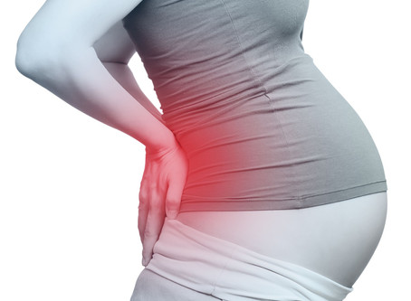 Lower back pain during pregnancy - 9 months of torture?