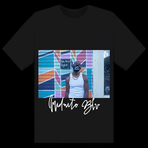 Black Midnite Blu Shirt