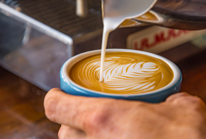 Commercial: Chalky's Espresso Bar