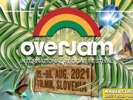 OverJam Festival 2021 :le programme complet