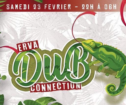 JEU CONCOURS > ERVA DUB CONNECTION (23/02/19) - PARTENAIRE