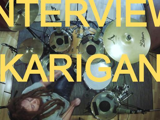 /// INTERVIEW KARIGAN - HERITAGE RIDDIM ///