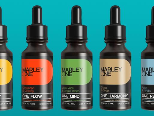 Marley One, la première marque mondiale de champignons fonctionnels !