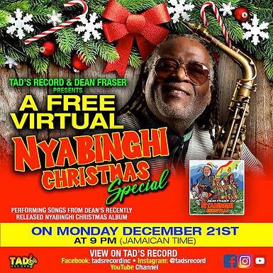 Nyabinghi Christmas Special