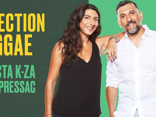 La sélection Reggae : Selecta K-za du 31 janvier 2021