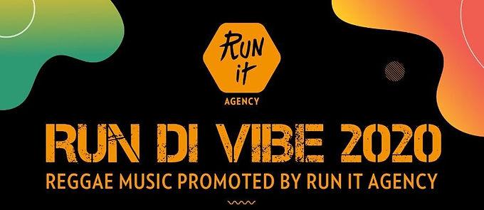 'Run Di Vibe 2020'Run it Agency mixtape