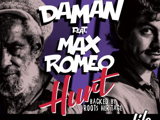 CLIP : Daman ft Max Romeo - Hurt