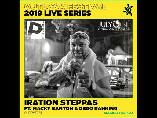 IRD 2021 - Iration Steppas ft Macky Banton & Dego Ranking
