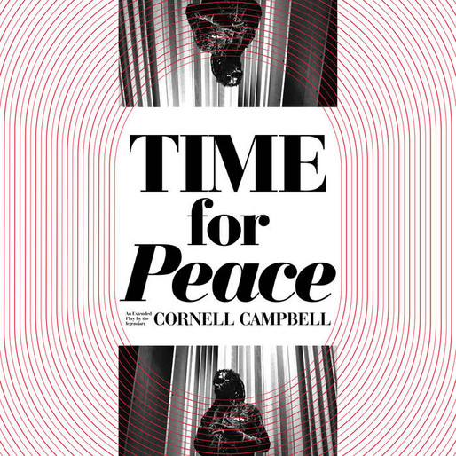 Cornell Campbell - Time For Peace
