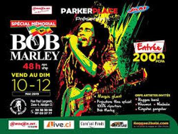 Live Streaming : Memorial Bob Marley 2019 by Negus
