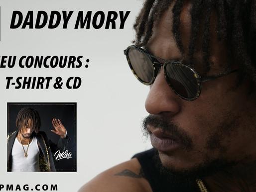 JEU CONCOURS : T-SHIRT & CD - DADDY MORY