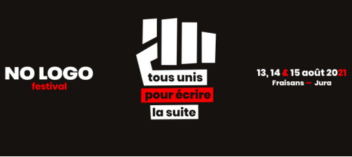 Le No Logo Festival contre le projet de loi n°3452 relative à la sécurité globale !