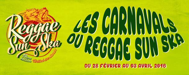 Reggae sun ska - Carnavals