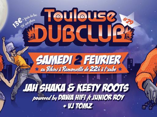 JEU CONCOURS > TOULOUSE DUBCLUB #29 - TALOWA - PARTENAIRE