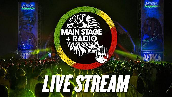 Live Stream : Main Stage & Radio / ROTOTOM SUNSPLASH 2019
