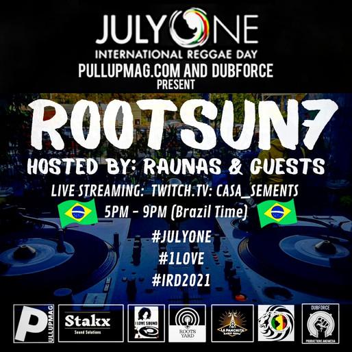 IRD 2021 - Rootsun7