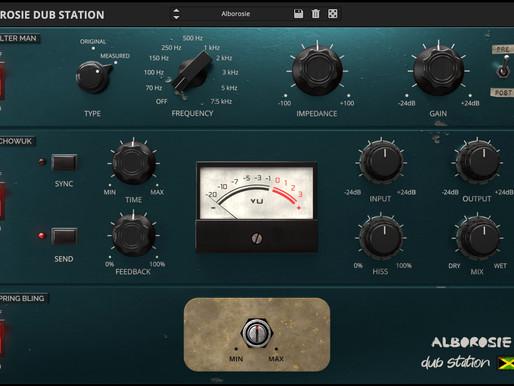 ALBOROSIE - Dub Station disponible !