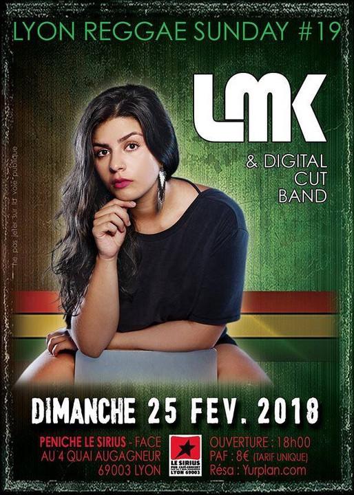 NEWS : INTERVIEW LMK - IRIE ITES