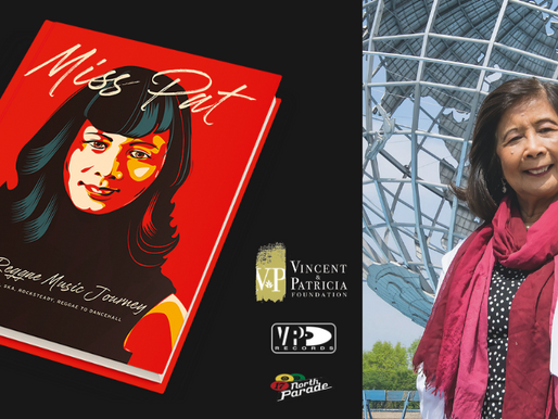 Livre : MISS PAT - MY REGGAE MUSIC JOURNEY