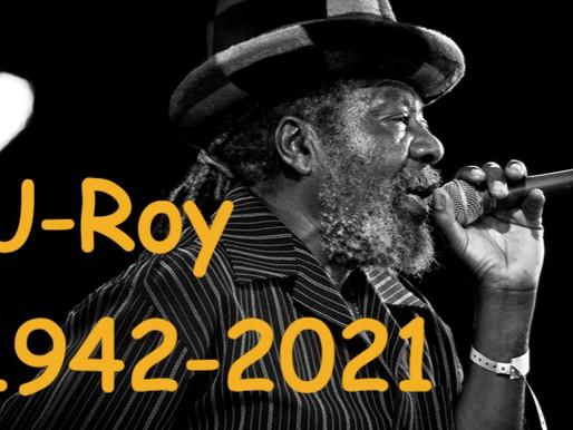 Daddy U-Roy est décédé !