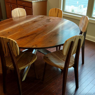 Chairs, benches, & barstools
