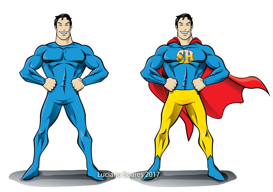 superhero-lucianosoares