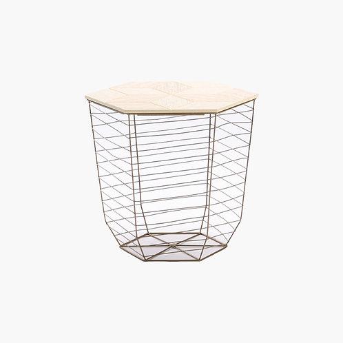 Cleo Basket Coffee Table