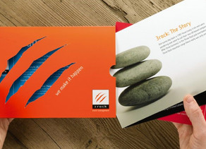 Creating a Remarkable Brochure Design