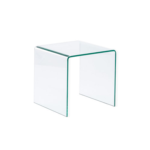Urban Glass Side Table