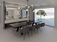 High-end-dining-room-custom-design-South