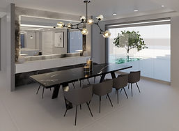 High-end-dining-room-custom-design-South