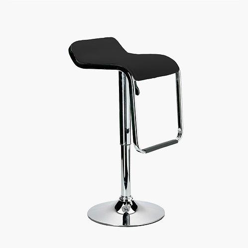 Waterfall bar stool
