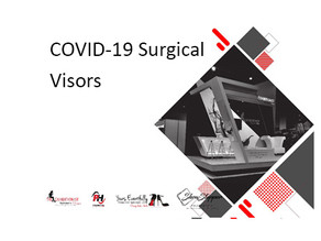 COVID-19 Surgical Visors