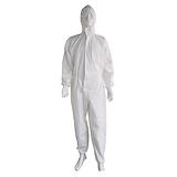 White-coverall-disposable-fuulbody-prote