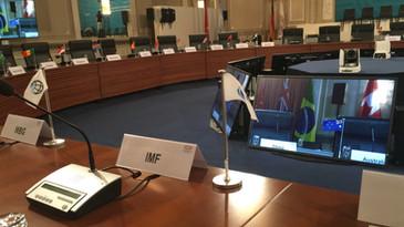 G20 Labour Meeting, Bonn 2017