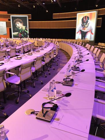 IOC Session, Lima 2017