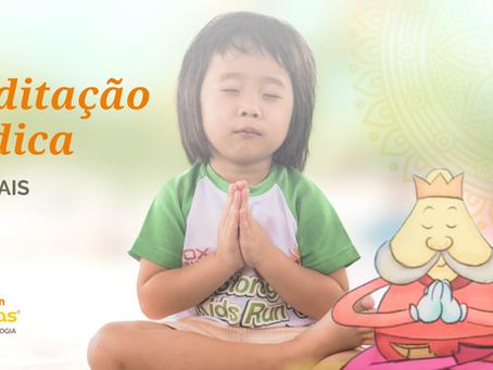 O que é Meditação Lúdica