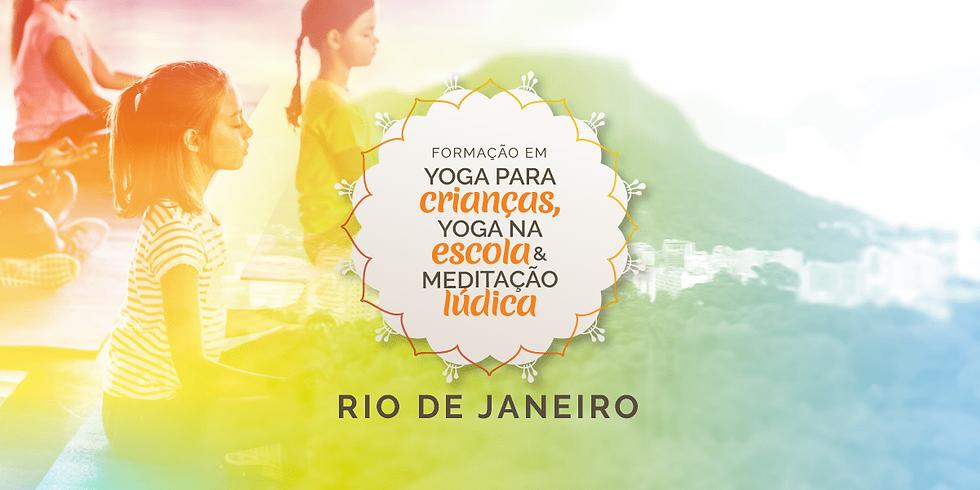 RJ | Formação em Yoga para Crianças